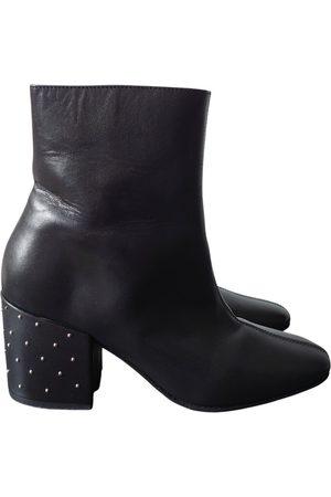 The Kooples Leather biker boots