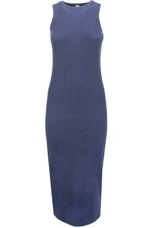 CFCL Sleeveless Ribbed-Knit Dress