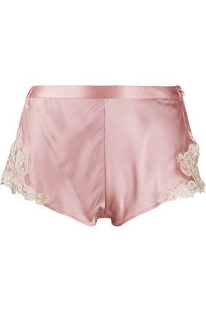 La Perla Light Trimmed Pajama Shorts
