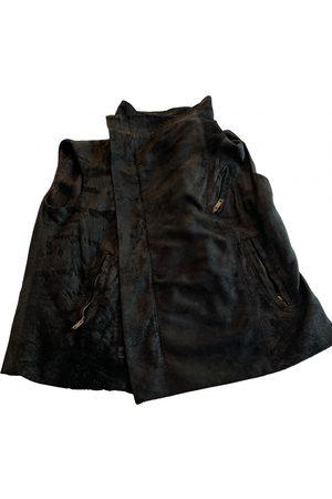 Rick Owens Women Leather Jackets - Leather jacket