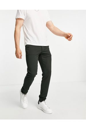 Only & Sons Men Chinos - Slim fit jersey pants in