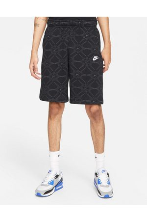 Nike Branded AOP Pack logo shorts in