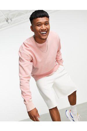 Reebok Natural dye sweatshirt in pastel