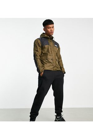 The North Face Men Outdoor Jackets - Wind jacket in khaki Exclusive at ASOS