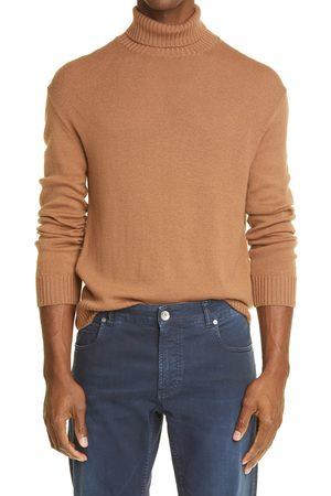 ELEVENTY Men Turtlenecks - Men's Wool Turtleneck Sweater