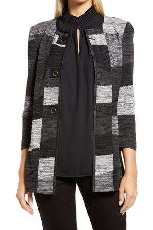 Ming Wang Women Blazers - Women's Knit Jacket