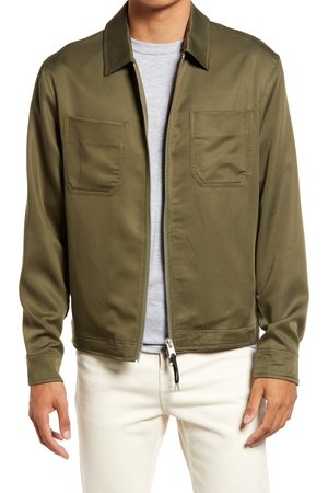 AllSaints Men Jackets - Men's Wake Zip Jacket