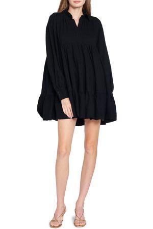 En Saison Women's Babydoll Minidress