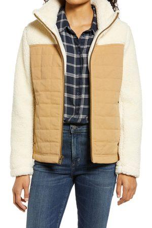Pendleton Women's Salida Canvas & Fleece Zip Jacket