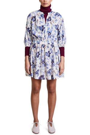 Apiece Apart Women Long sleeves - Women's Mona Long Sleeve Minidress