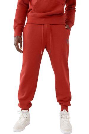 True Religion Brand Jeans Men's Core Horseshoe Cotton Blend Joggers
