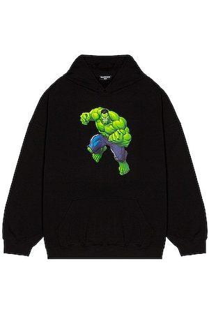 Balenciaga Hulk Boxy Hoodie in