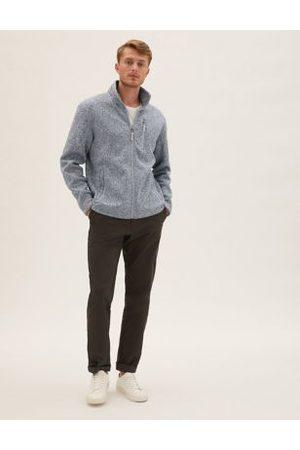 M&S Collection Men Fleece Jackets - Fleece Jacket
