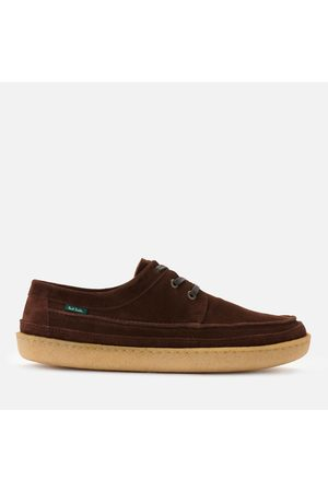 Paul Smith Men Loafers - Men's Bence Suede Casual Shoes