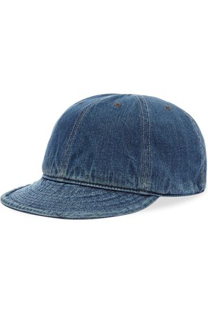RRL Men Caps - Denim Service Cap