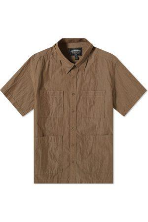 FrizmWORKS Men Short sleeves - Short Sleeve Oversized Shirt