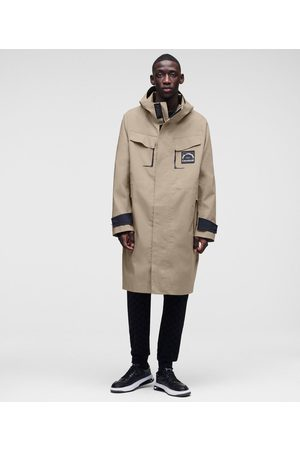 Karl Lagerfeld Men Parkas - RUE ST-GUILLAUME TECHNICAL PARKA