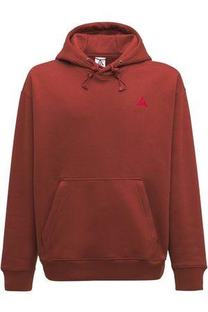 Nike Acg Cotton Blend Hoodie