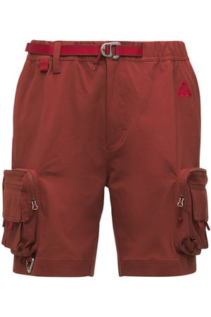 Nike Acg Nylon Blend Cargo Shorts