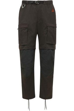 NIKE ACG Acg Smith Nylon Blend Cargo Pants