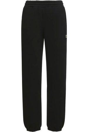 Msgm High Waist Nylon Pants