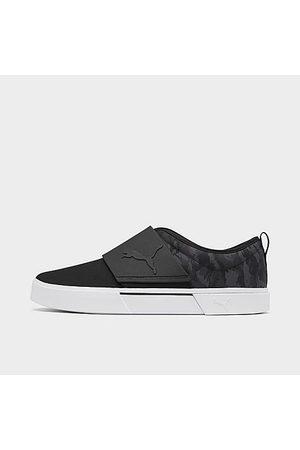 Puma Men's El Rey II Camo Slip-On Casual Shoes in Camo/ / Size 7.5 Canvas