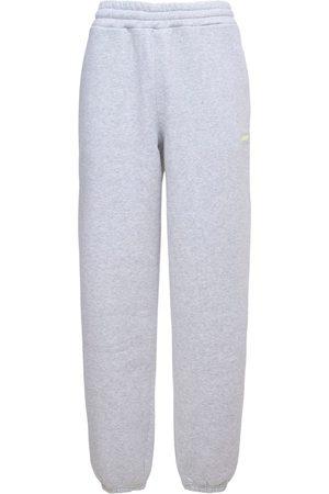 MSGM ACTIVEWEAR High Waist Nylon Pants