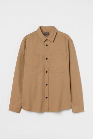 H & M Men Jackets - Regular Fit Shirt Jacket