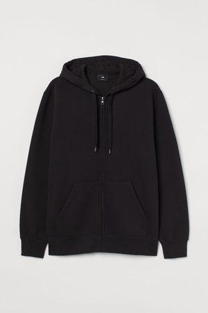 H & M Men Jackets - Regular Fit Hooded Jacket