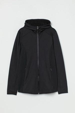 H & M MAMA Hooded Track Jacket