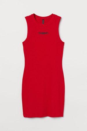 H&M Printed Tank Top Dress