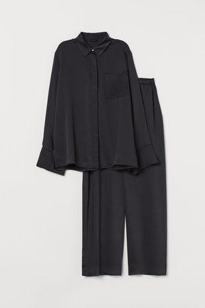 H & M Satin Pajamas