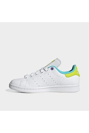 Adidas Big Kids' Originals Stan Smith Casual Shoes in / Size 3.5 Leather