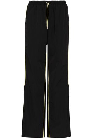 Y / PROJECT Lazy drawstring track pants