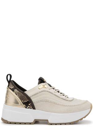 Michael Michael Kors Chaplin platform sole sneakers