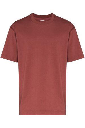 Reigning Champ Men Short Sleeve - Logo patch short-sleeve T-shirt