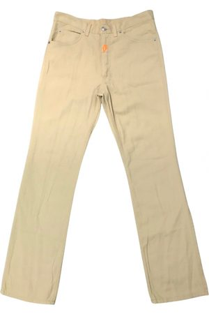 WALTER VAN BEIRENDONCK Straight jeans
