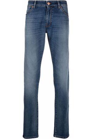 Pt05 Men Straight - Straight-leg denim jeans