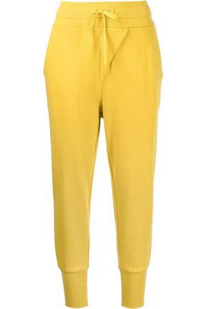 Marchesa Notte Women Sweatpants - Erika cropped-leg track pants