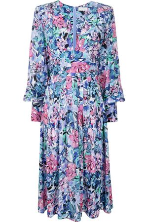 Rebecca Vallance Women Midi Dresses - La Violette Midi Dress