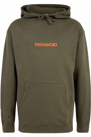 Anti Social Social Club Paranoid long-sleeve hoodie