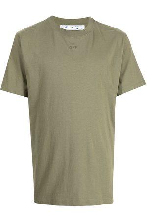 OFF-WHITE Men Short Sleeve - Arrows-motif short-sleeve T-shirt