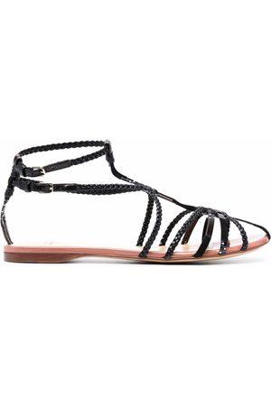 Francesco Russo Women Sandals - Open-toe strapped sandals