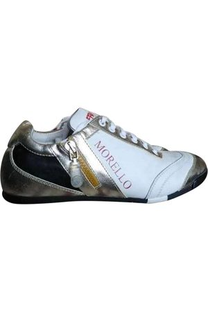 FRANKIE MORELLO Leather trainers