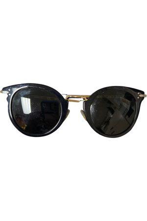 Celine Bevel Round sunglasses