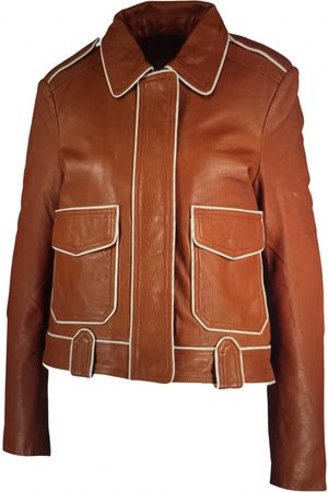 Each x Other Each x Leather jacket