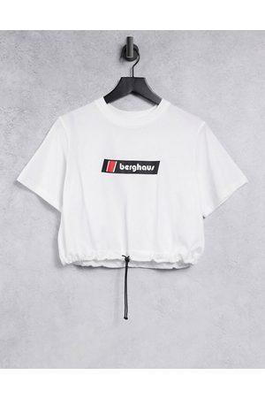 Berghaus Tramantana cropped T-shirt in