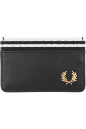 Fred Perry Leather Tipped Card Holder