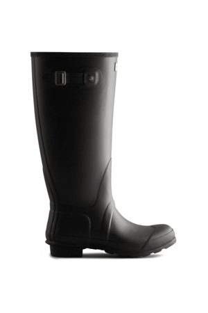 Hunter Women's Tall Wide Fit Rain Boots