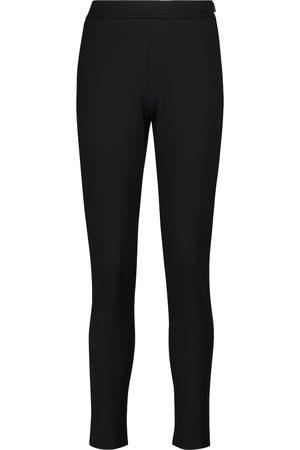 Max Mara Rosano slim stretch-jersey pants